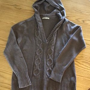 Old navy size lg hooded sweater